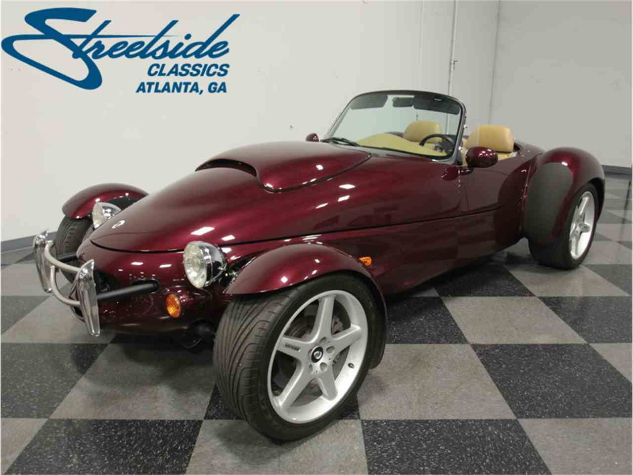 Large Picture of '98 AIV Roadster Supercharged located in Georgia - $41,995.00 Offered by Streetside Classics - Atlanta - JPDH