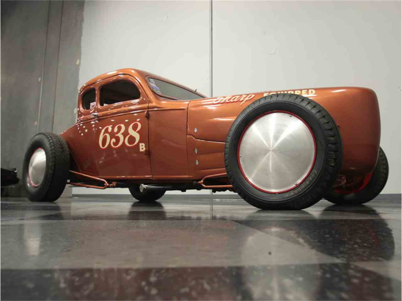Large Picture of '30 5-Window Coupe - JPDK