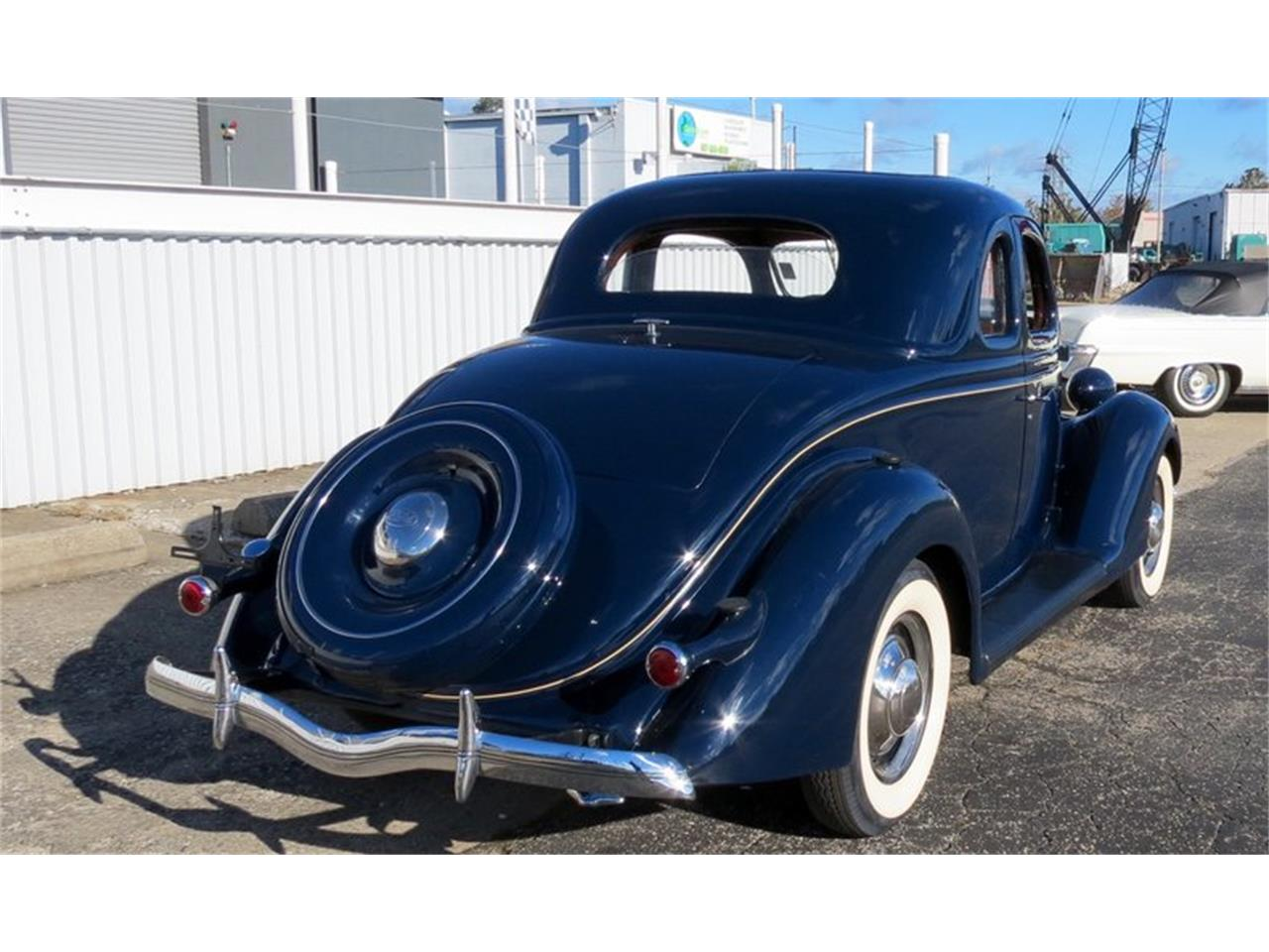 Large Picture of 1936 Coupe located in Ohio - JPE0