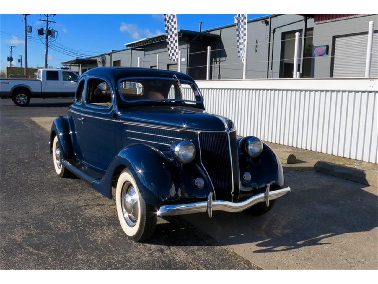 Large Picture of Classic '36 Ford Coupe - $39,995.00 - JPE0