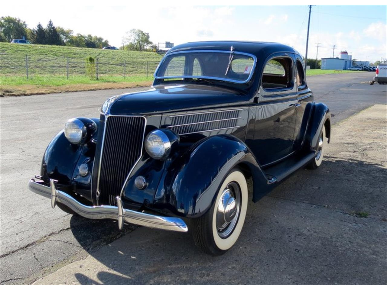 Large Picture of '36 Ford Coupe located in Dayton Ohio - $39,995.00 Offered by Gem City Classic Autos - JPE0
