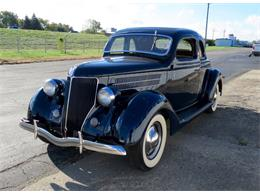 Picture of '36 Ford Coupe located in Ohio - $39,995.00 Offered by Gem City Classic Autos - JPE0