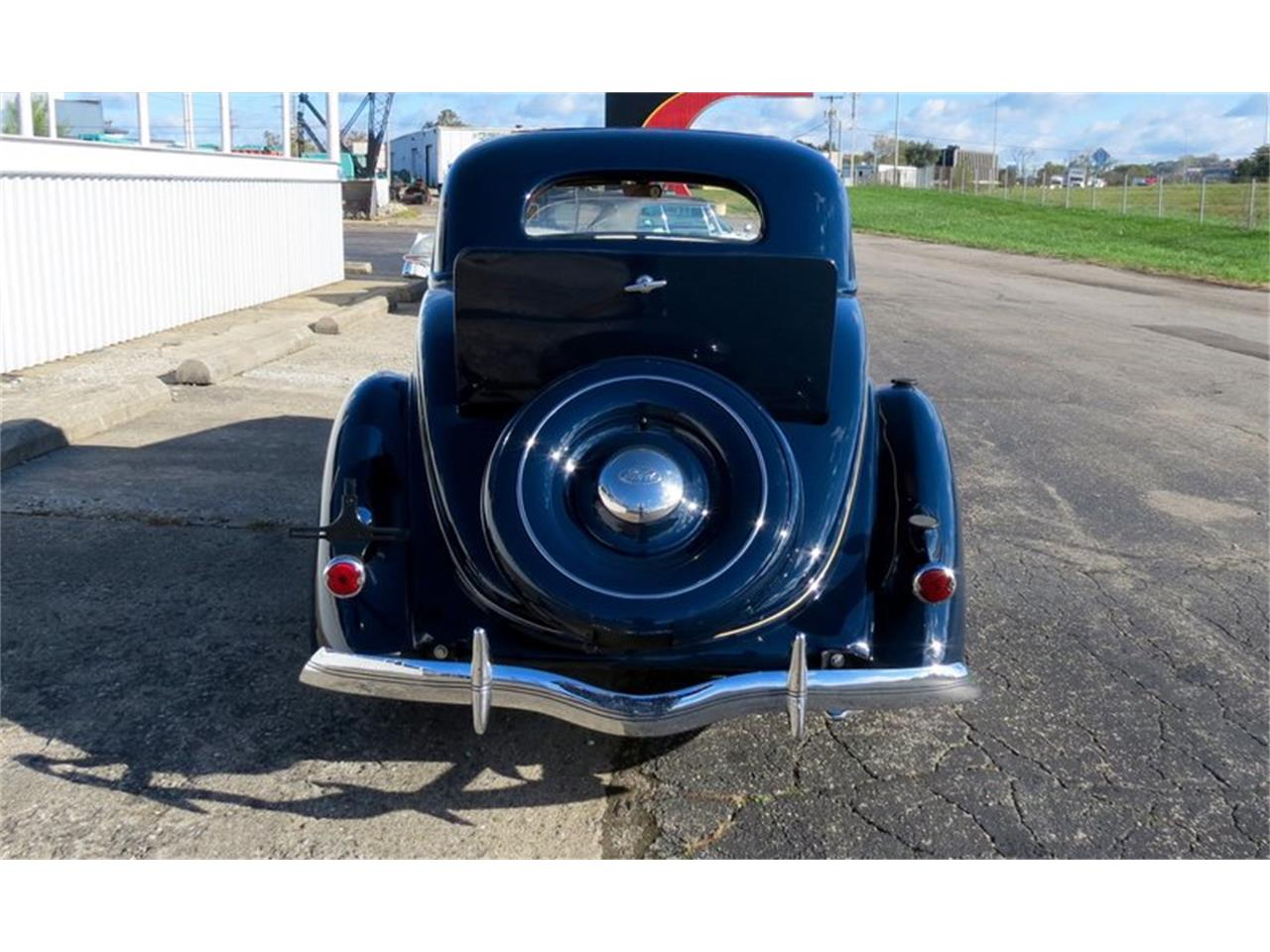 Large Picture of 1936 Ford Coupe Offered by Gem City Classic Autos - JPE0