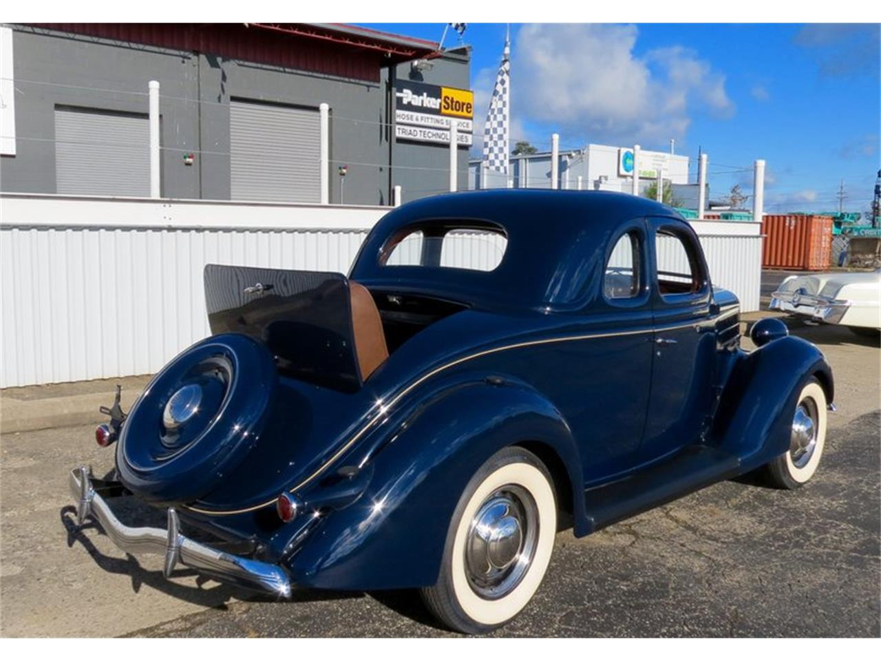 Large Picture of 1936 Ford Coupe - $39,995.00 - JPE0