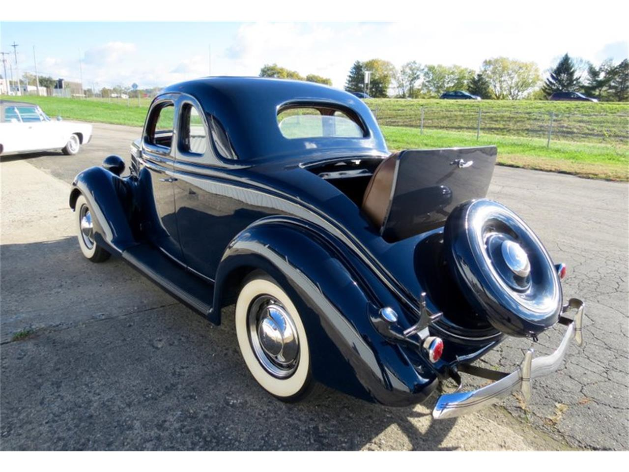 Large Picture of Classic '36 Ford Coupe Offered by Gem City Classic Autos - JPE0