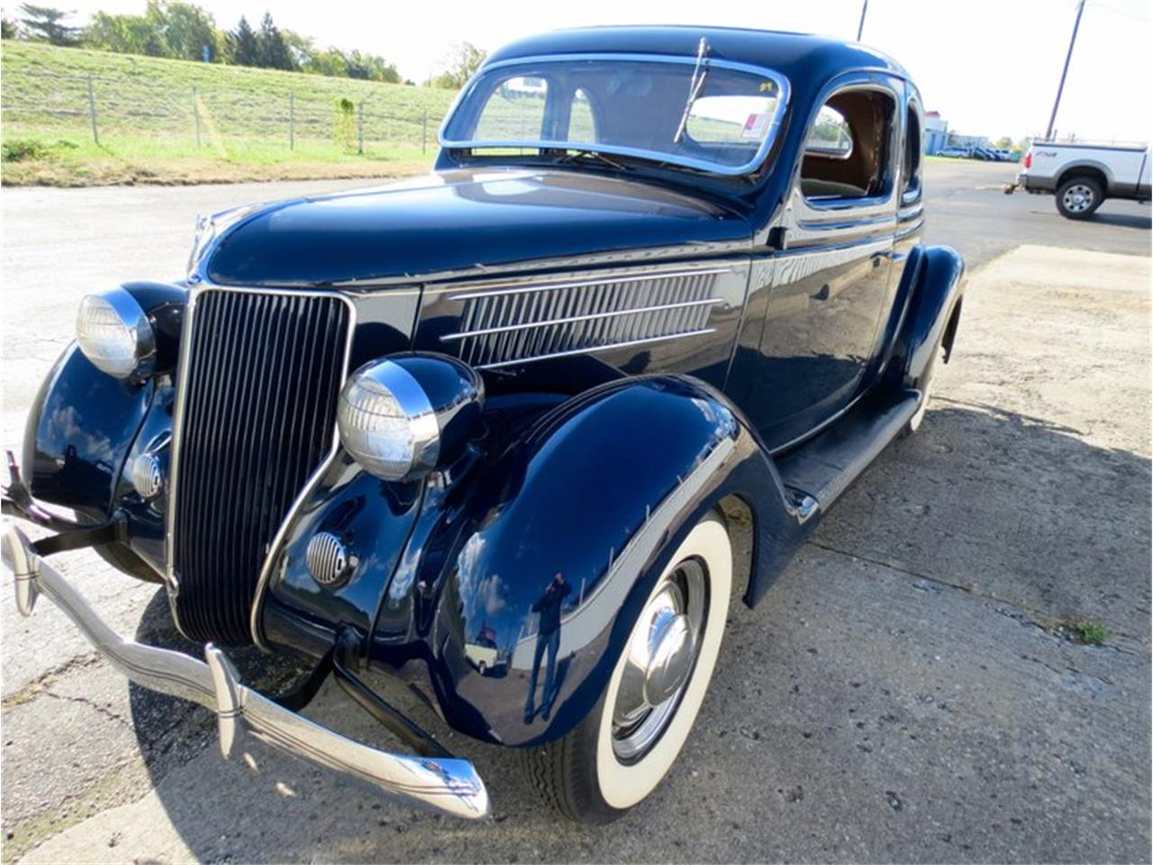 Large Picture of Classic 1936 Coupe Offered by Gem City Classic Autos - JPE0