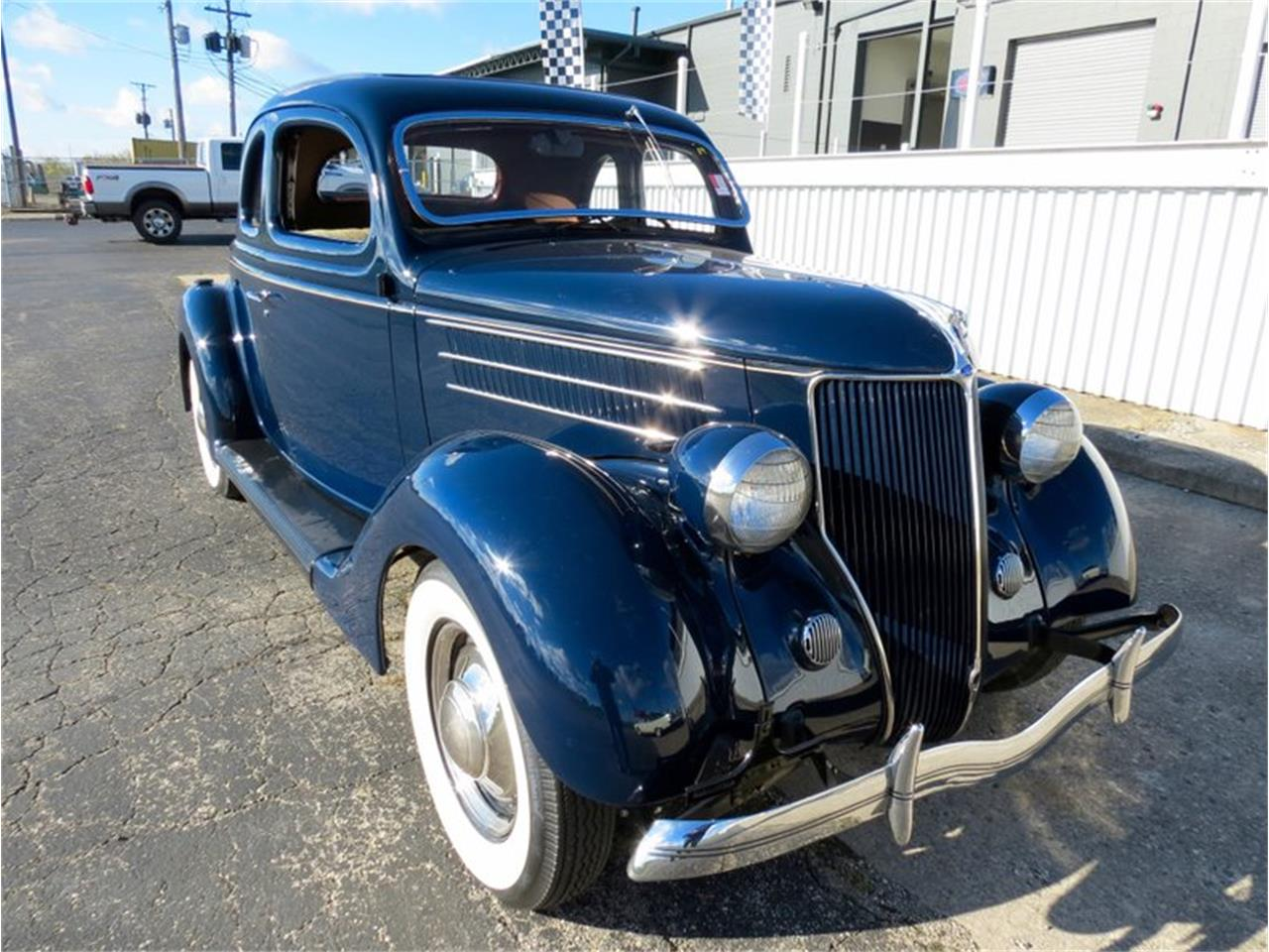 Large Picture of Classic '36 Ford Coupe located in Dayton Ohio Offered by Gem City Classic Autos - JPE0
