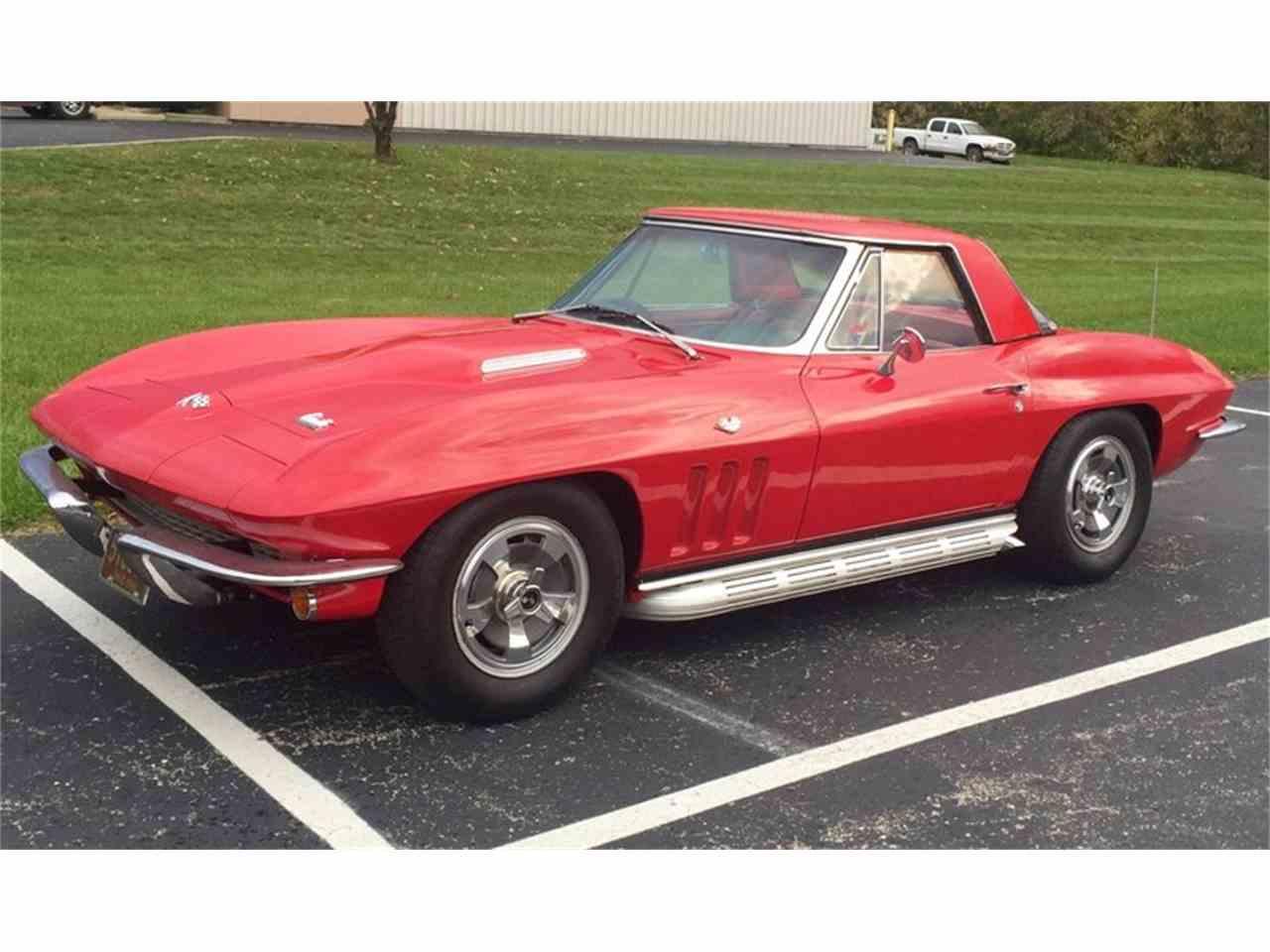 Large Picture of '66 Corvette - JPE1