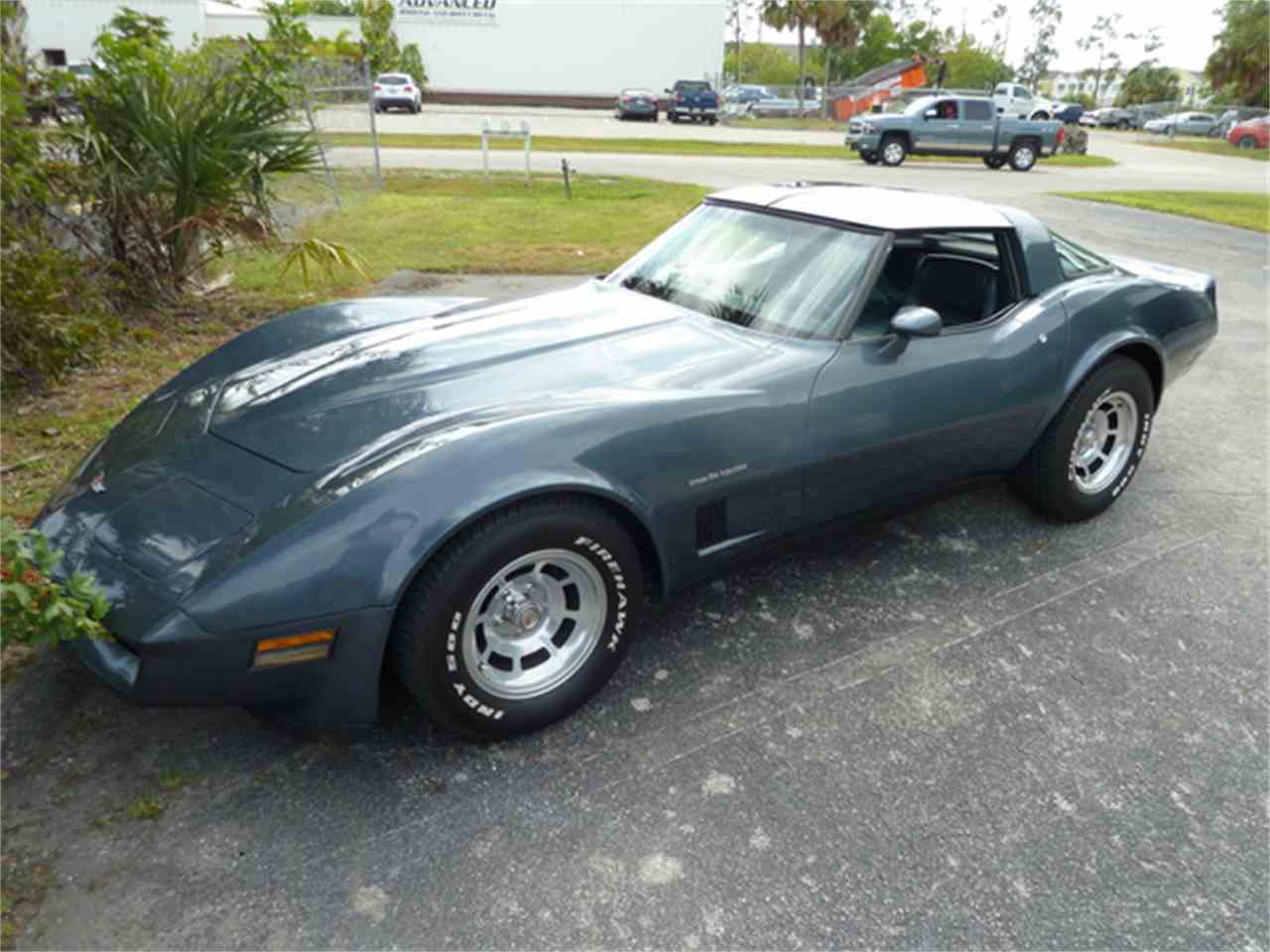 Large Picture of 1982 Corvette located in Florida Offered by More Muscle Cars - JPEJ