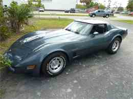 Picture of '82 Chevrolet Corvette located in Fort Myers/ Macomb, MI Florida - JPEJ