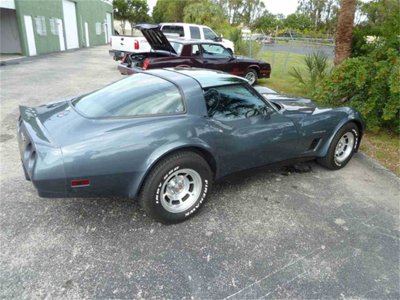 Large Picture of '82 Chevrolet Corvette located in Fort Myers/ Macomb, MI Florida Offered by More Muscle Cars - JPEJ