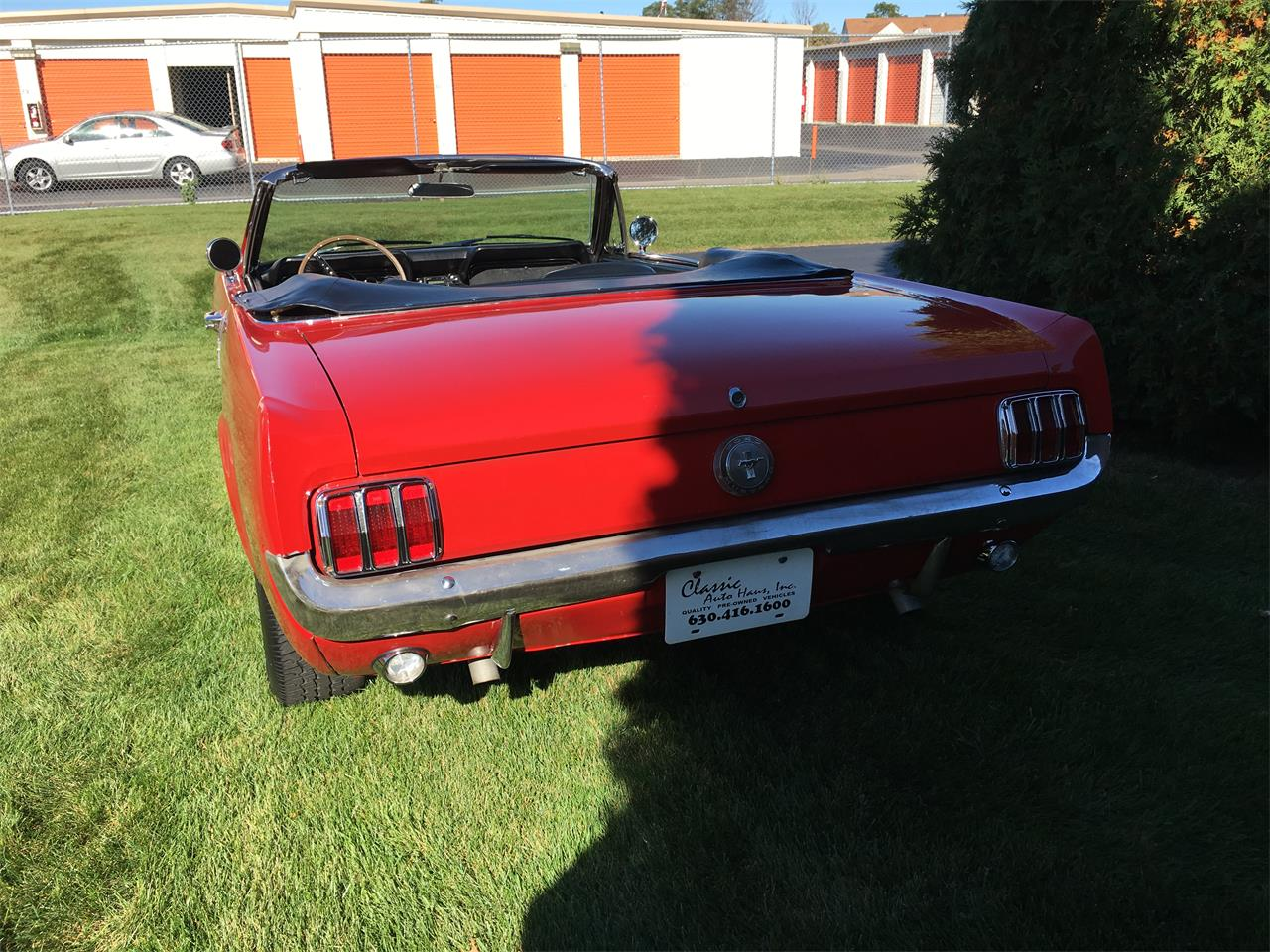 Large Picture of Classic 1966 Ford Mustang - $23,995.00 - JPF7