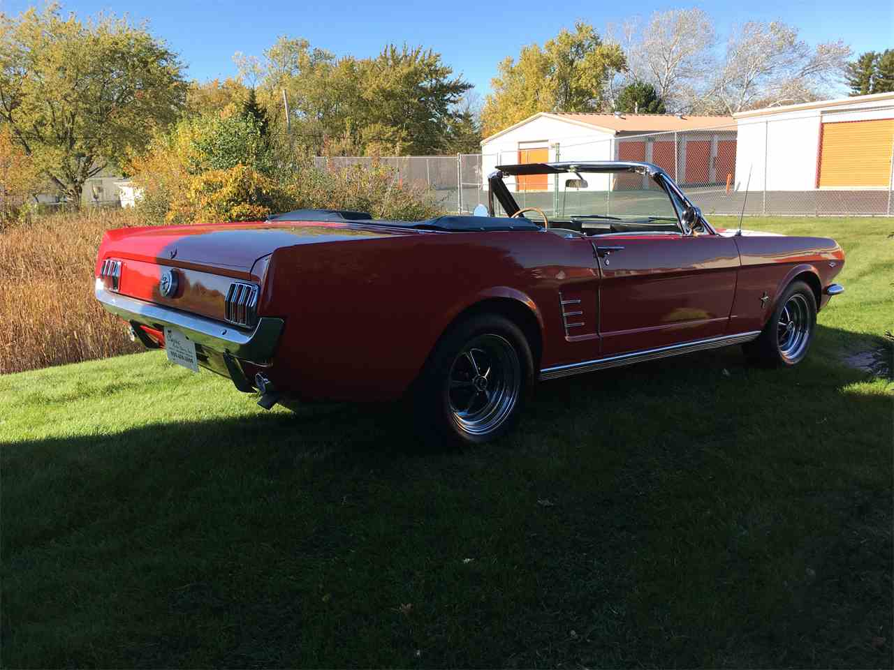 Large Picture of Classic 1966 Mustang - $23,995.00 Offered by Classic Auto Haus - JPF7