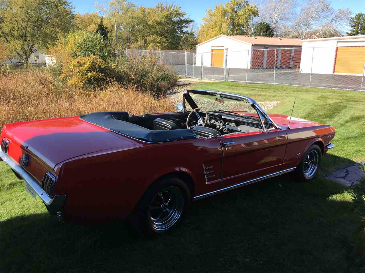 Large Picture of Classic 1966 Ford Mustang - $23,995.00 Offered by Classic Auto Haus - JPF7