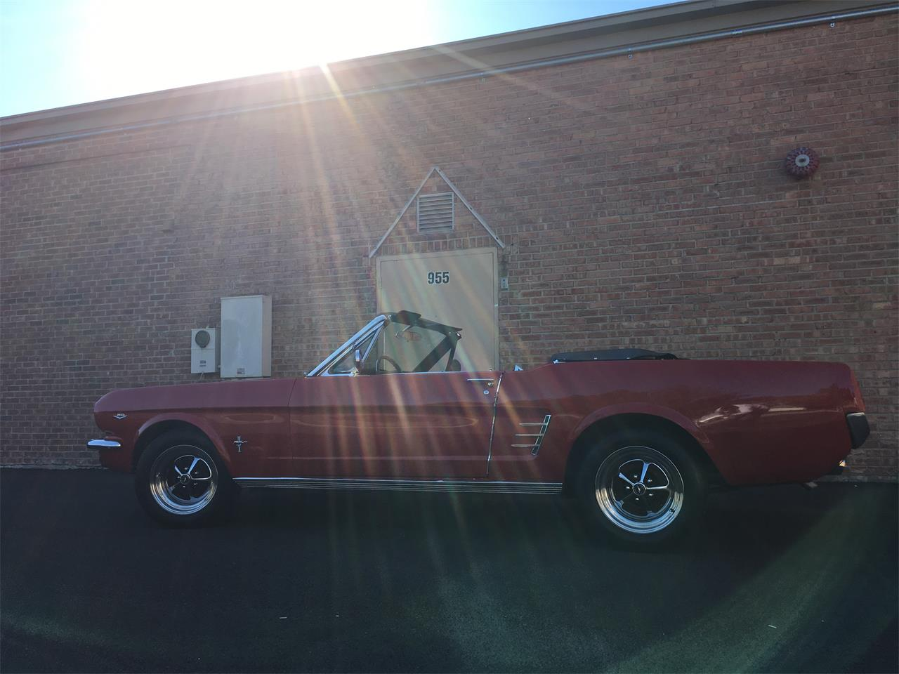 Large Picture of '66 Mustang - $23,995.00 - JPF7