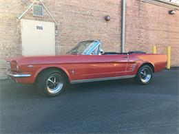 Picture of Classic '66 Ford Mustang located in Geneva  Illinois - $23,995.00 Offered by Classic Auto Haus - JPF7