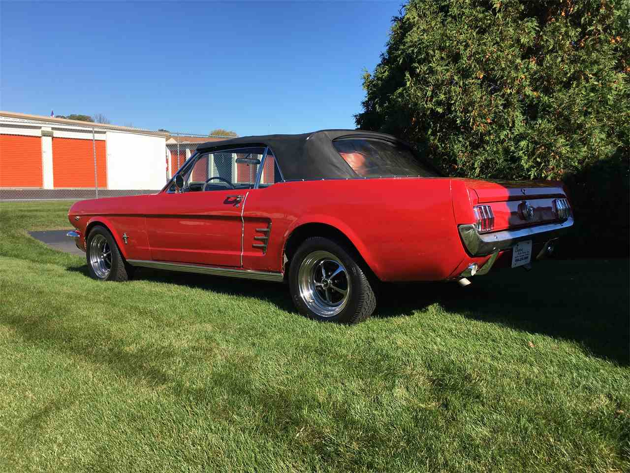 Large Picture of 1966 Mustang located in Illinois - $23,995.00 - JPF7
