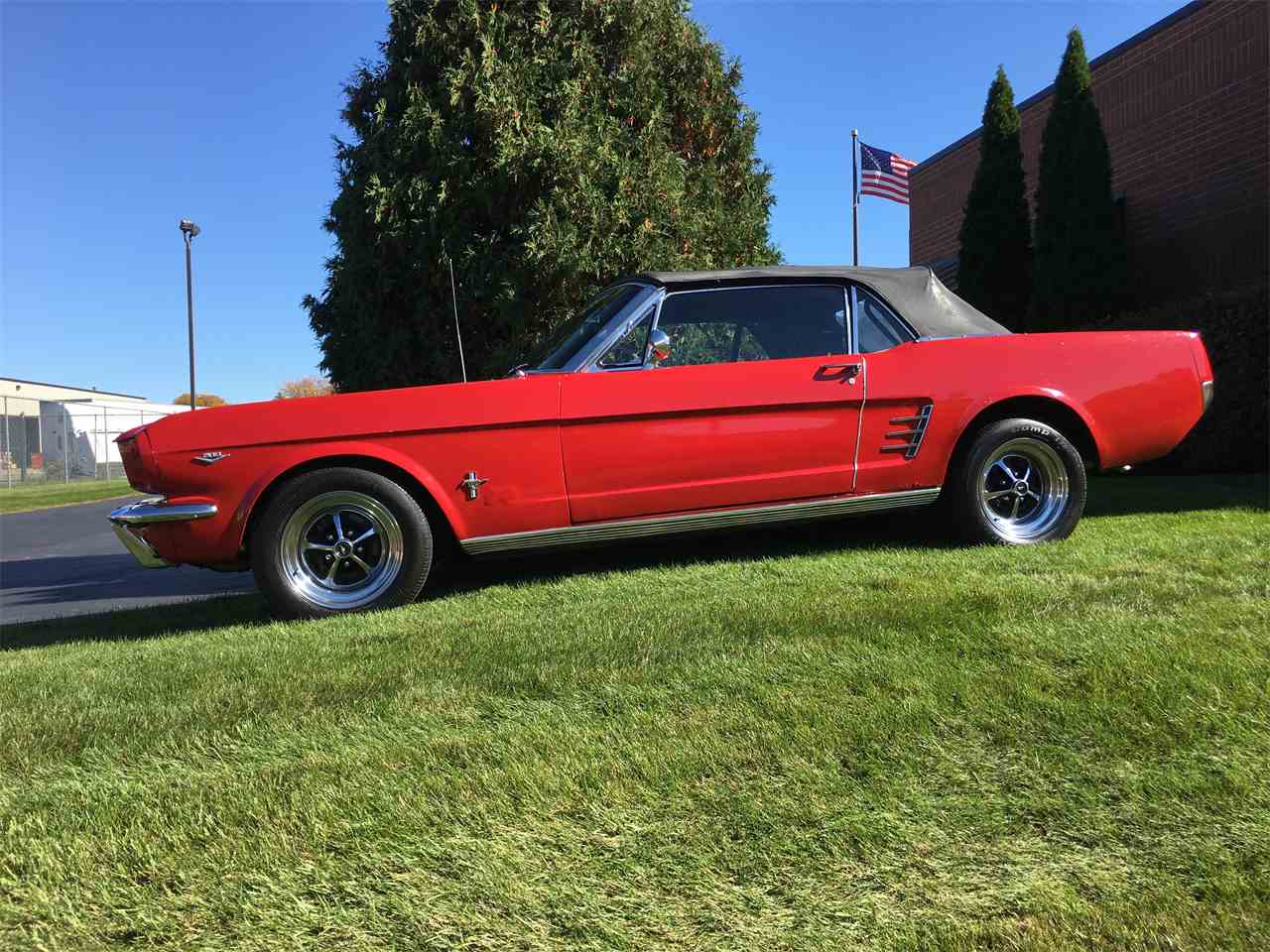 Large Picture of 1966 Ford Mustang Offered by Classic Auto Haus - JPF7