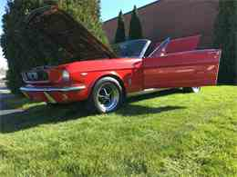 Picture of '66 Ford Mustang - $23,995.00 Offered by Classic Auto Haus - JPF7
