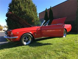 Picture of '66 Ford Mustang located in Illinois Offered by Classic Auto Haus - JPF7