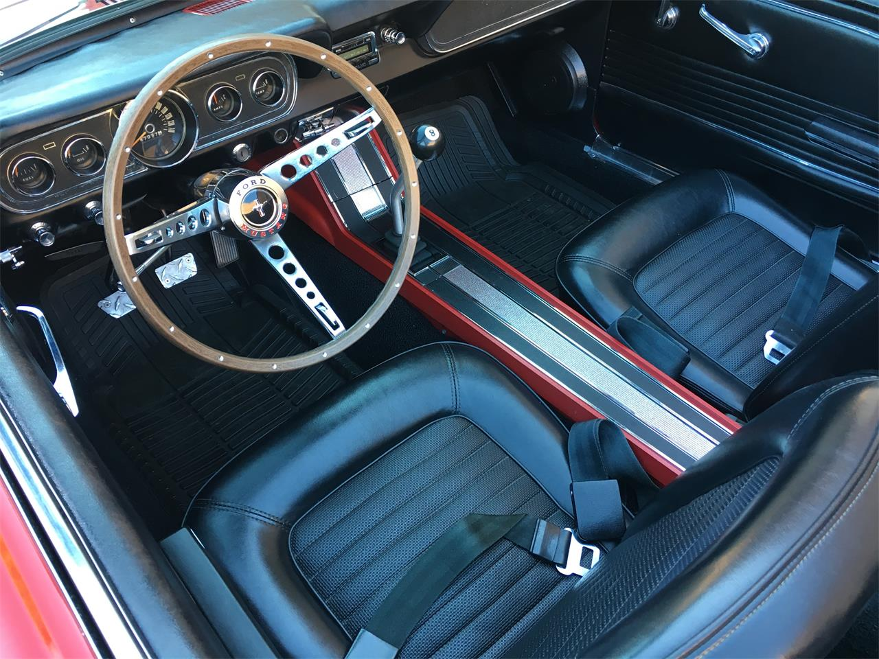 Large Picture of Classic '66 Mustang located in Illinois Offered by Classic Auto Haus - JPF7