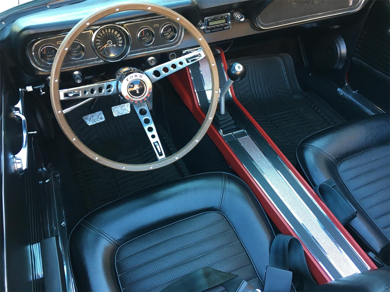 Large Picture of Classic '66 Ford Mustang - $23,995.00 Offered by Classic Auto Haus - JPF7