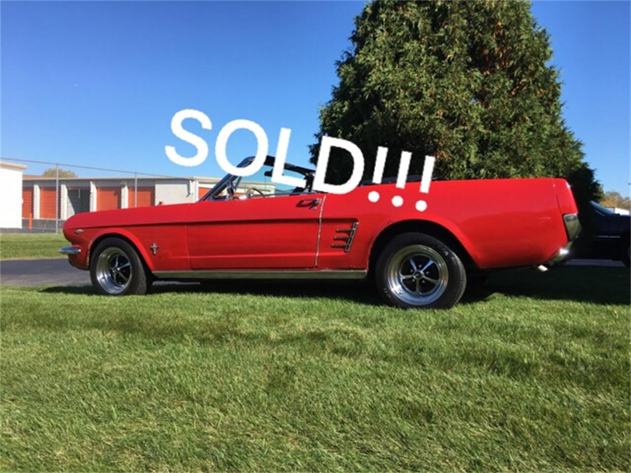 Large Picture of 1966 Ford Mustang - $23,995.00 - JPF7