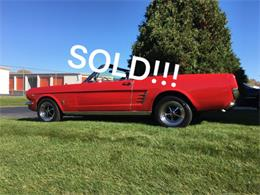Picture of Classic 1966 Mustang located in Illinois - JPF7