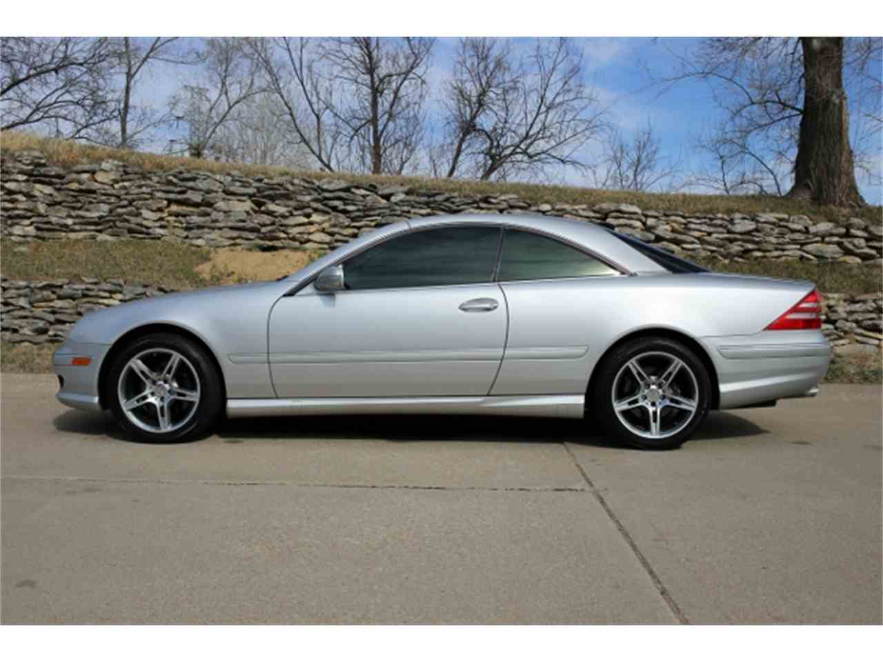 Large Picture of '01 CL55 - JPFD