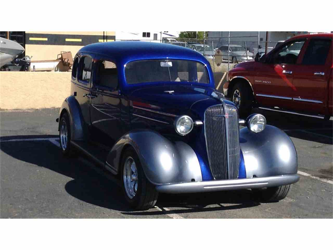 1936 Chevrolet Sedan for Sale | ClassicCars.com | CC-919481