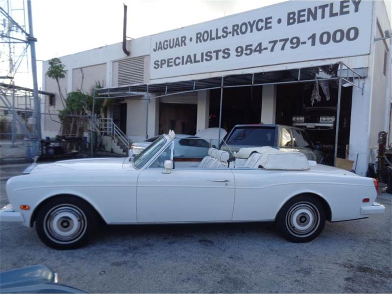 Large Picture of '89 Corniche located in Fort Lauderdale Florida - $69,950.00 - JPI2