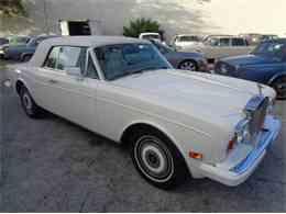Picture of '89 Corniche - $69,950.00 Offered by Prestigious Euro Cars - JPI2