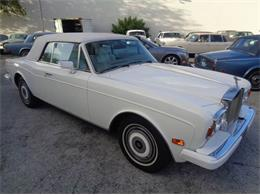 Picture of '89 Rolls-Royce Corniche located in Fort Lauderdale Florida - $69,950.00 Offered by Prestigious Euro Cars - JPI2