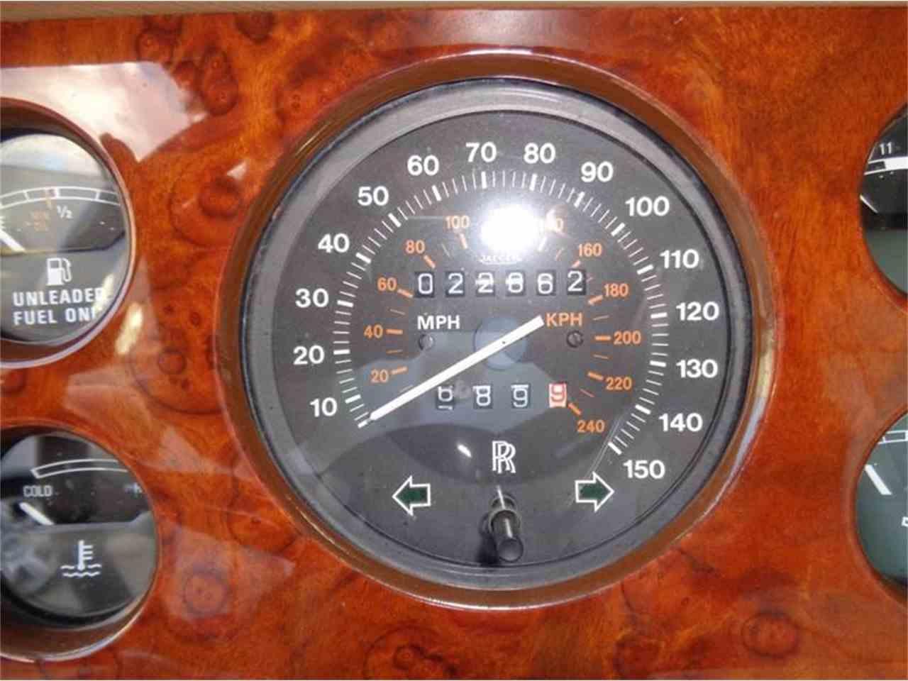 Large Picture of '89 Rolls-Royce Corniche - $69,950.00 - JPI2