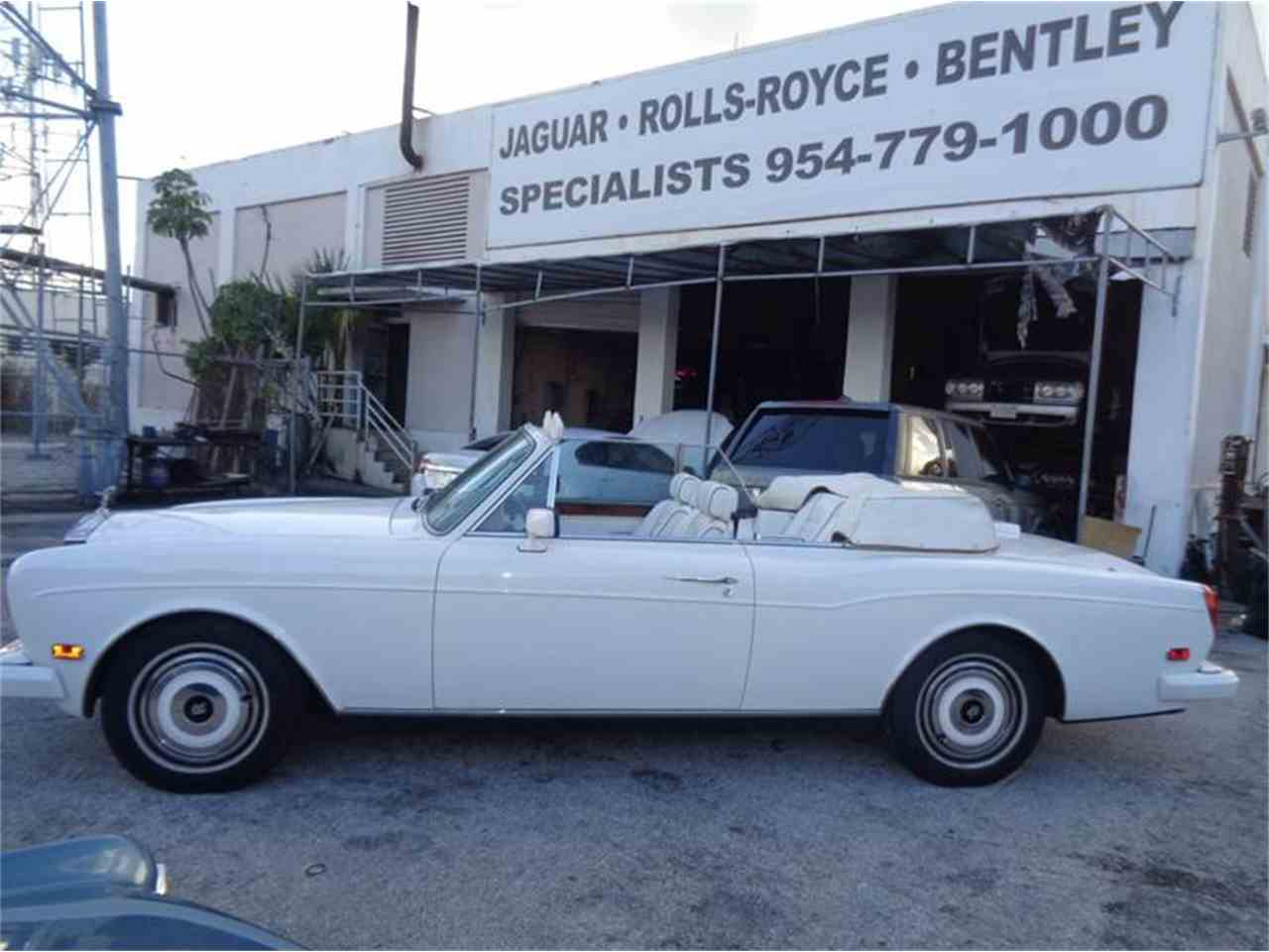 Large Picture of '89 Corniche located in Fort Lauderdale Florida Offered by Prestigious Euro Cars - JPI2