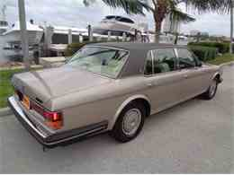 Picture of '91 Rolls-Royce Silver Spur located in Fort Lauderdale Florida - JPI3