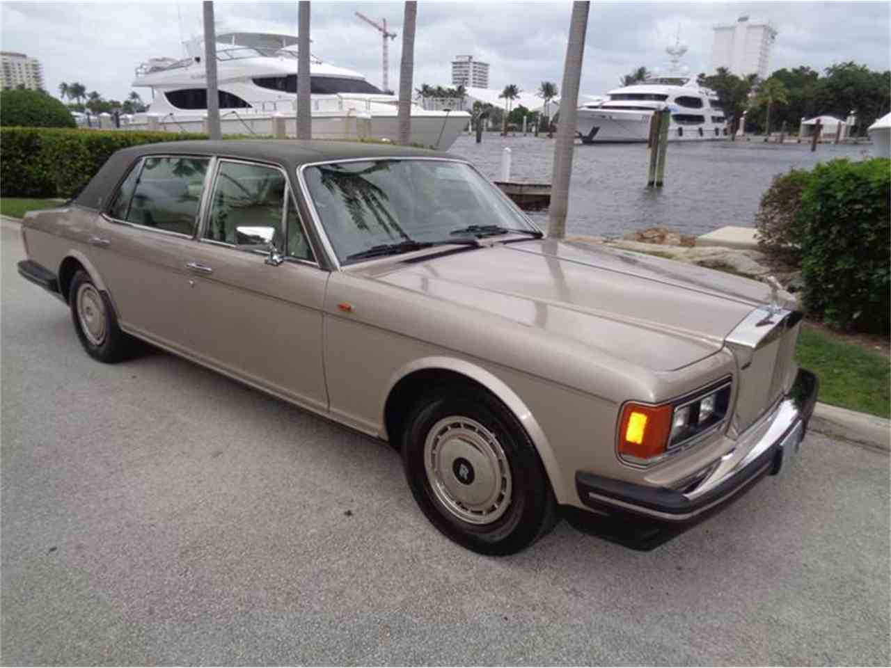 Large Picture of 1991 Rolls-Royce Silver Spur - JPI3