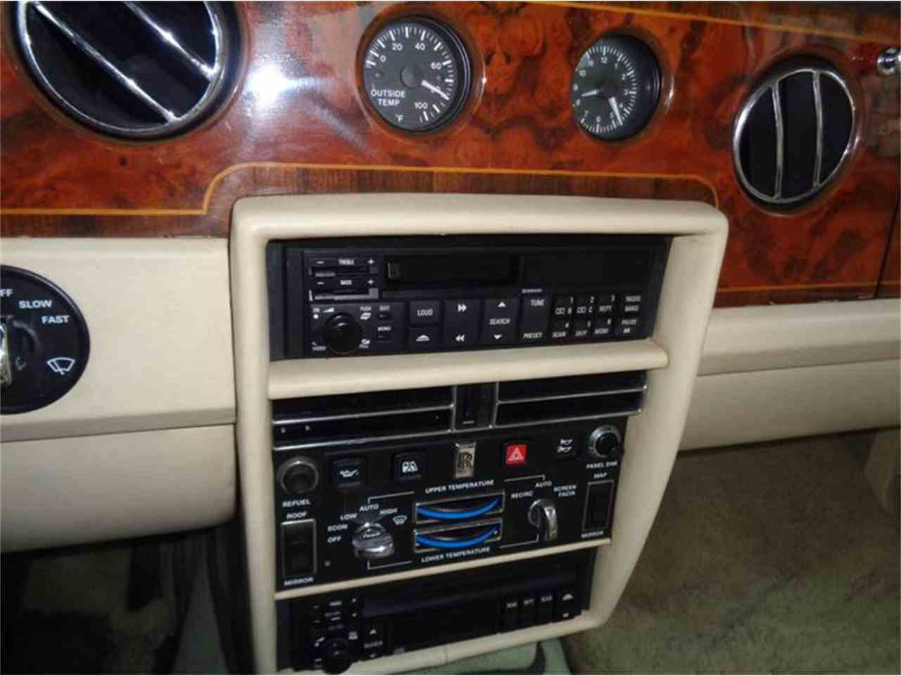 Large Picture of '91 Rolls-Royce Silver Spur located in Fort Lauderdale Florida - $26,950.00 Offered by Prestigious Euro Cars - JPI3