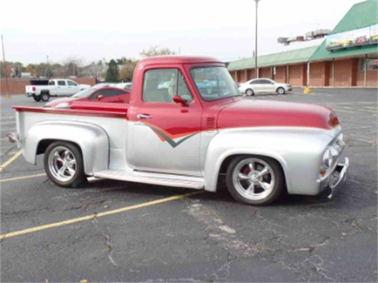 Large Picture of '54 F100 - JPIV