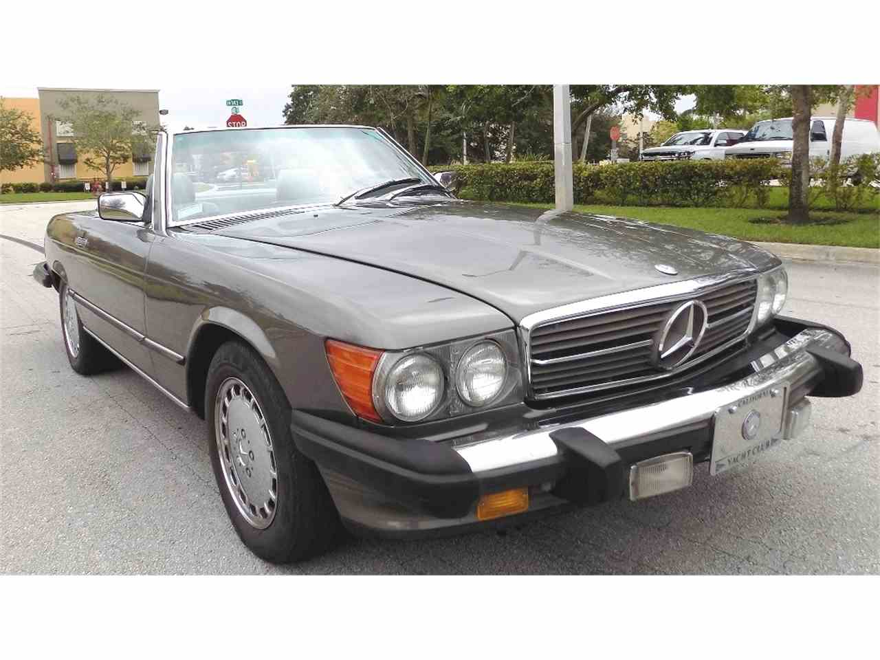 Large Picture of '89 560SL - JPLQ