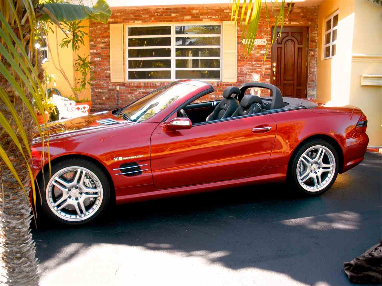 Large Picture of 2006 Mercedes-Benz SL55 - JPMD