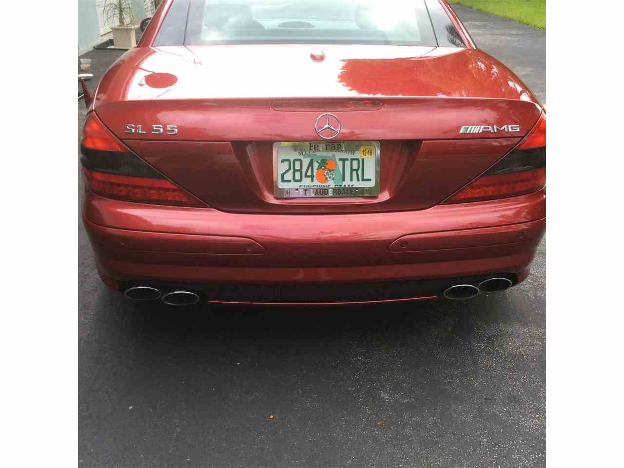 Large Picture of '06 Mercedes-Benz SL55 located in Miami Florida - $43,000.00 - JPMD