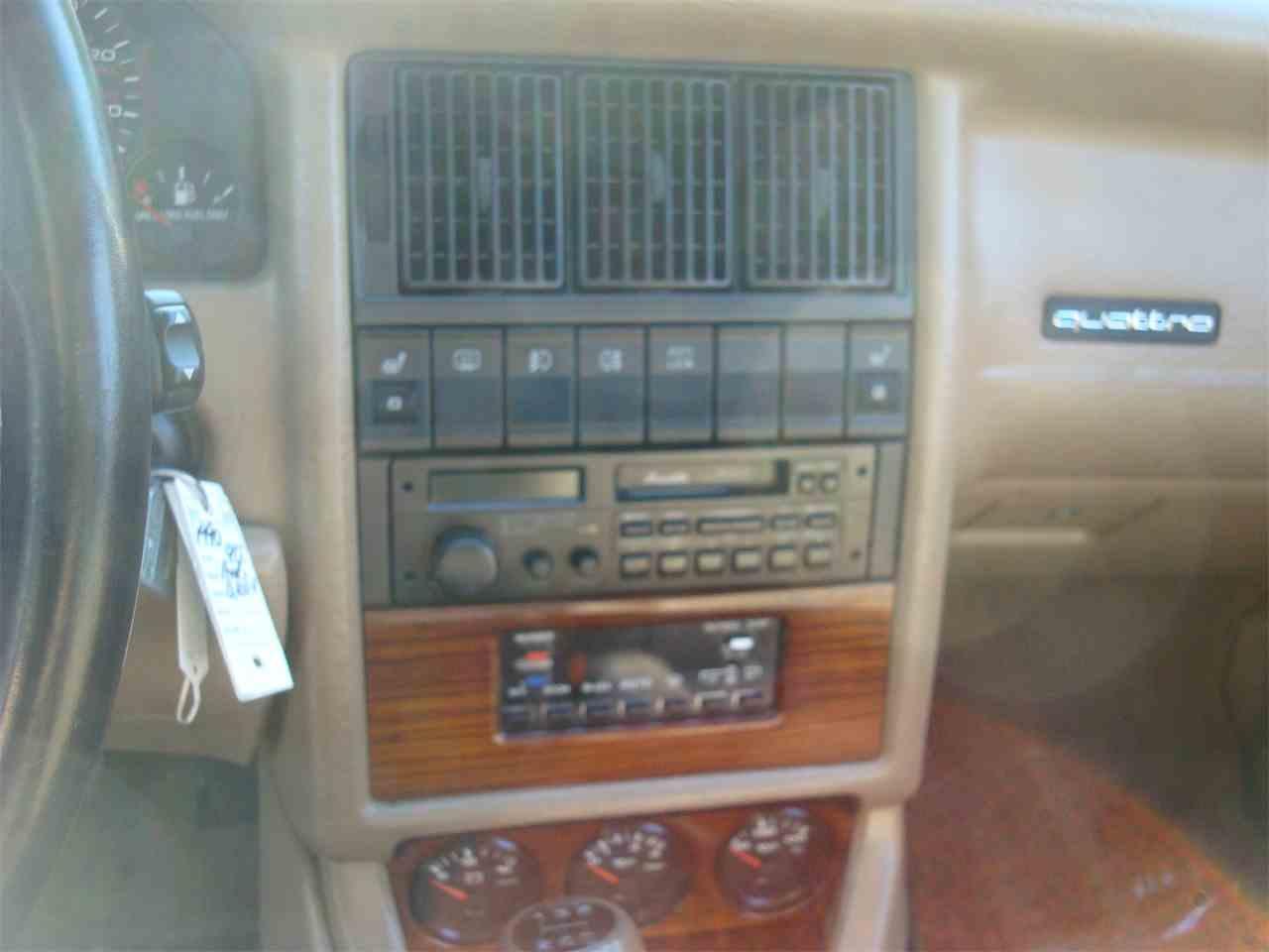 Large Picture of '90 Quattro - JPNO