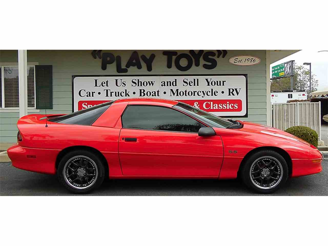 Large Picture of '97 Camaro SS - JPOF