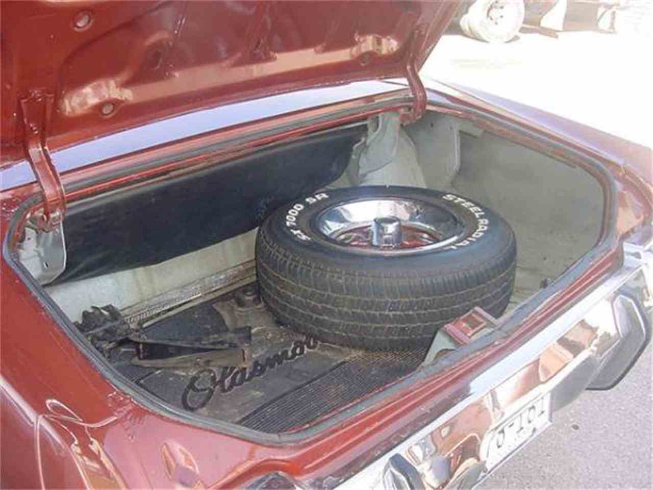 Large Picture of 1971 Cutlass Supreme located in Gainesville Georgia - $21,500.00 Offered by a Private Seller - JPON