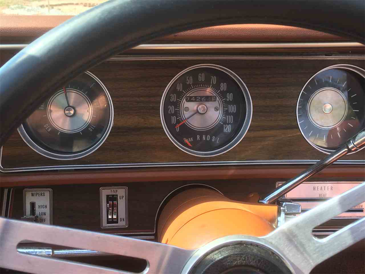 Large Picture of 1971 Oldsmobile Cutlass Supreme - JPON