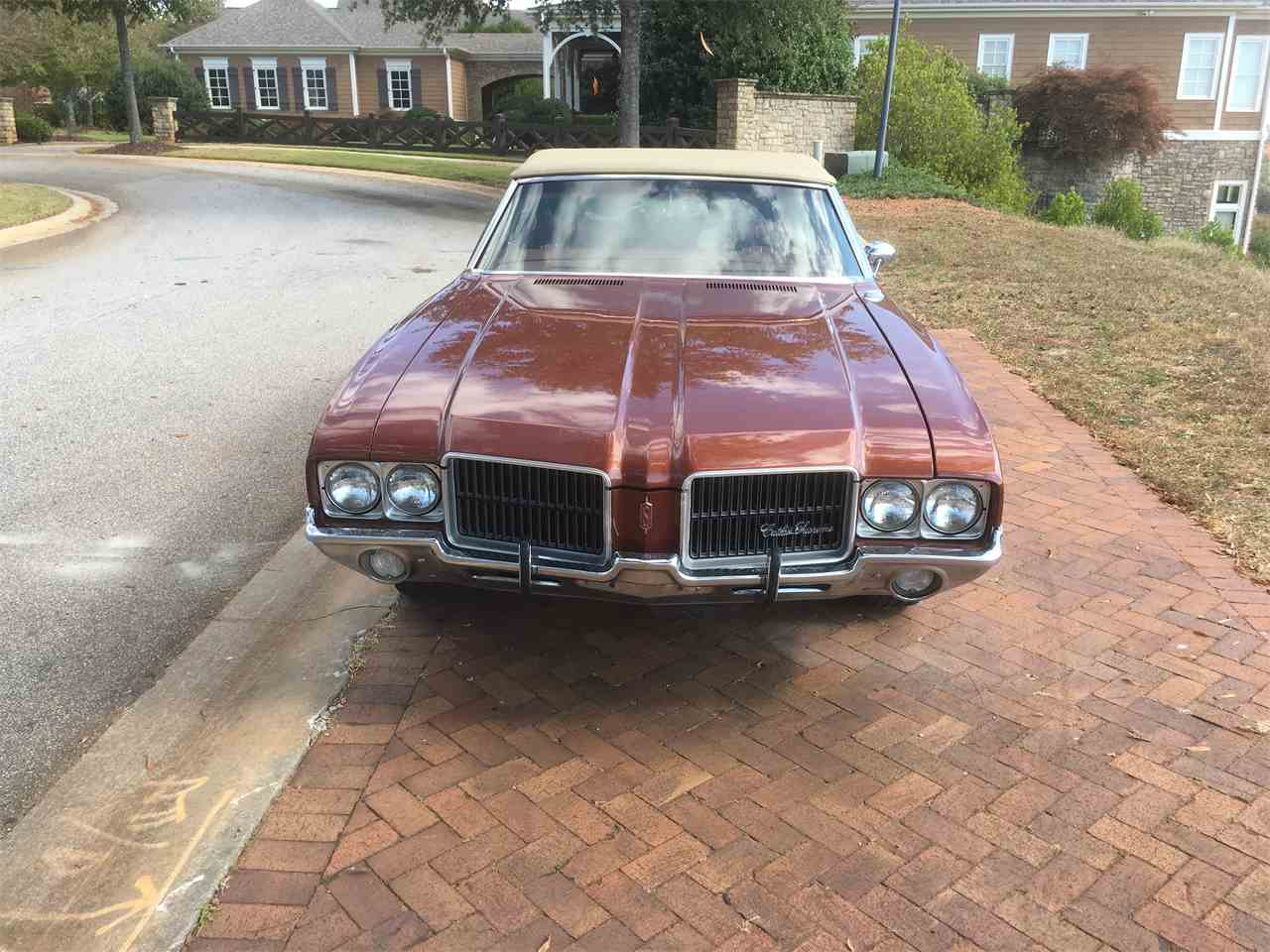 Large Picture of 1971 Cutlass Supreme - JPON