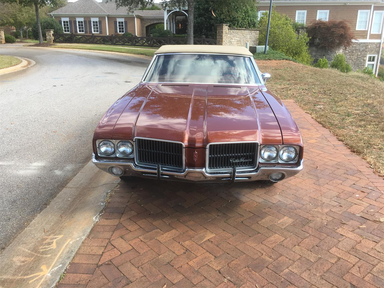 Large Picture of Classic 1971 Oldsmobile Cutlass Supreme - $21,500.00 Offered by a Private Seller - JPON