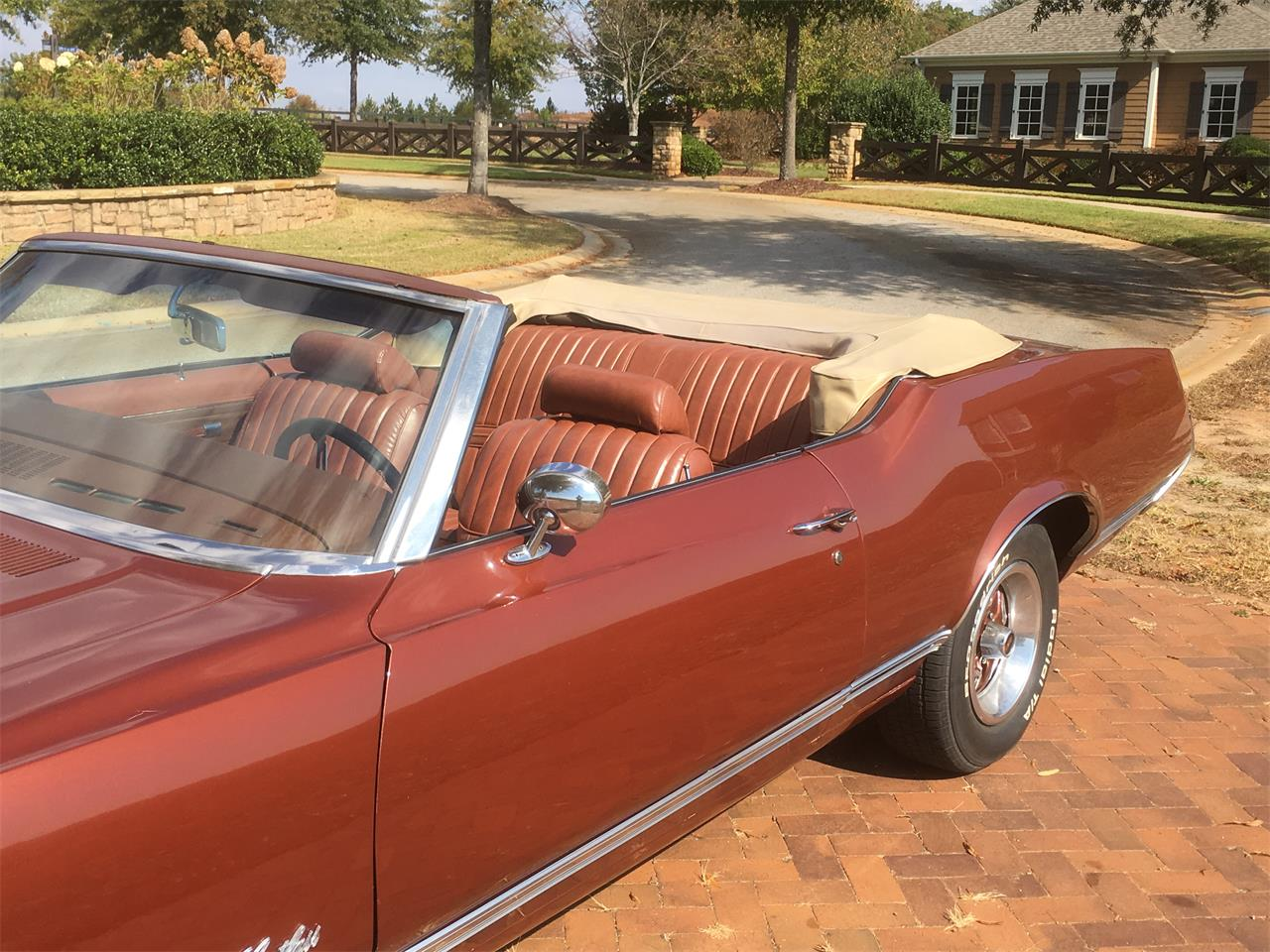 Large Picture of 1971 Oldsmobile Cutlass Supreme - $21,500.00 - JPON