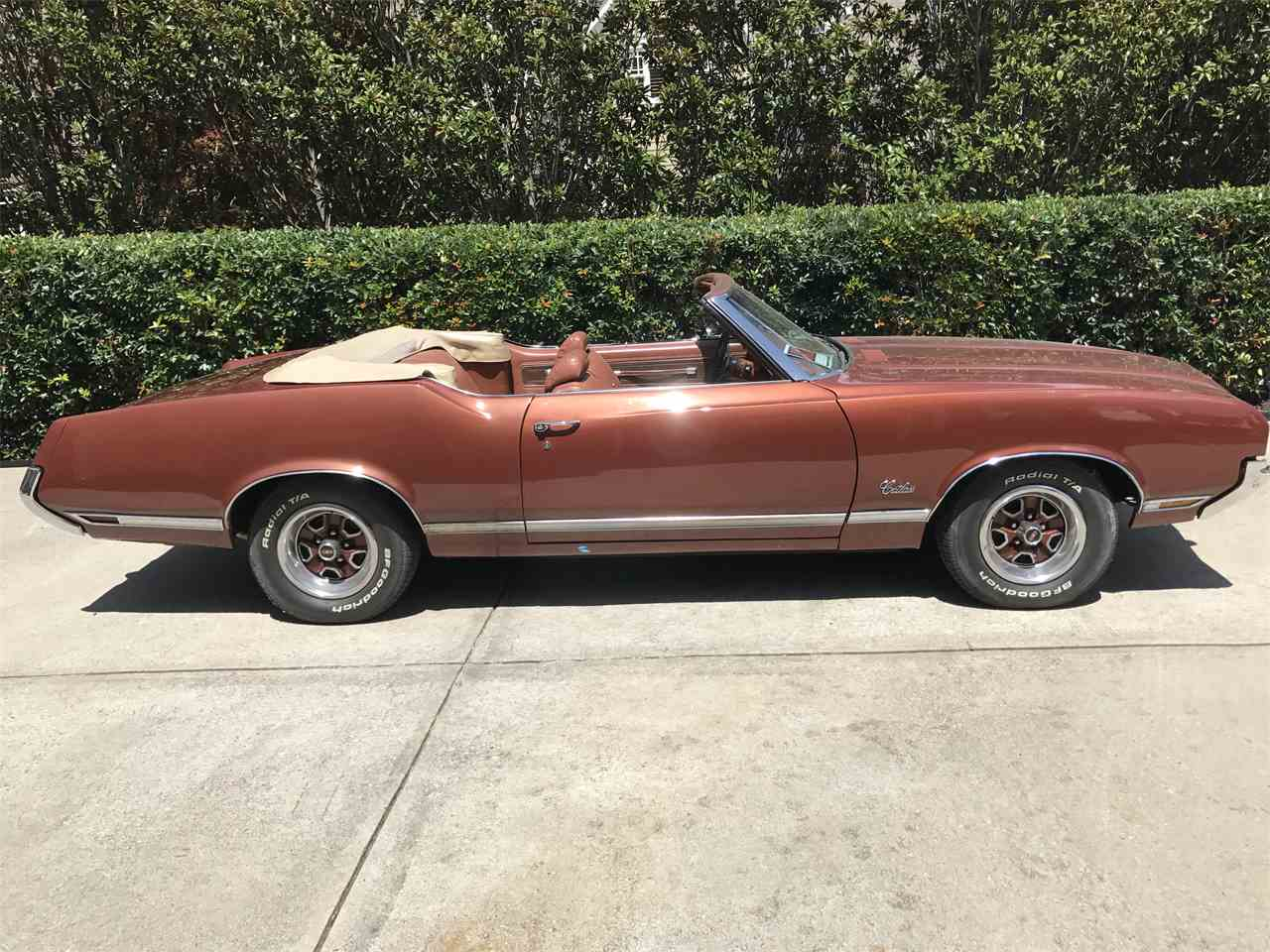 Large Picture of 1971 Cutlass Supreme located in Georgia - $21,500.00 Offered by a Private Seller - JPON
